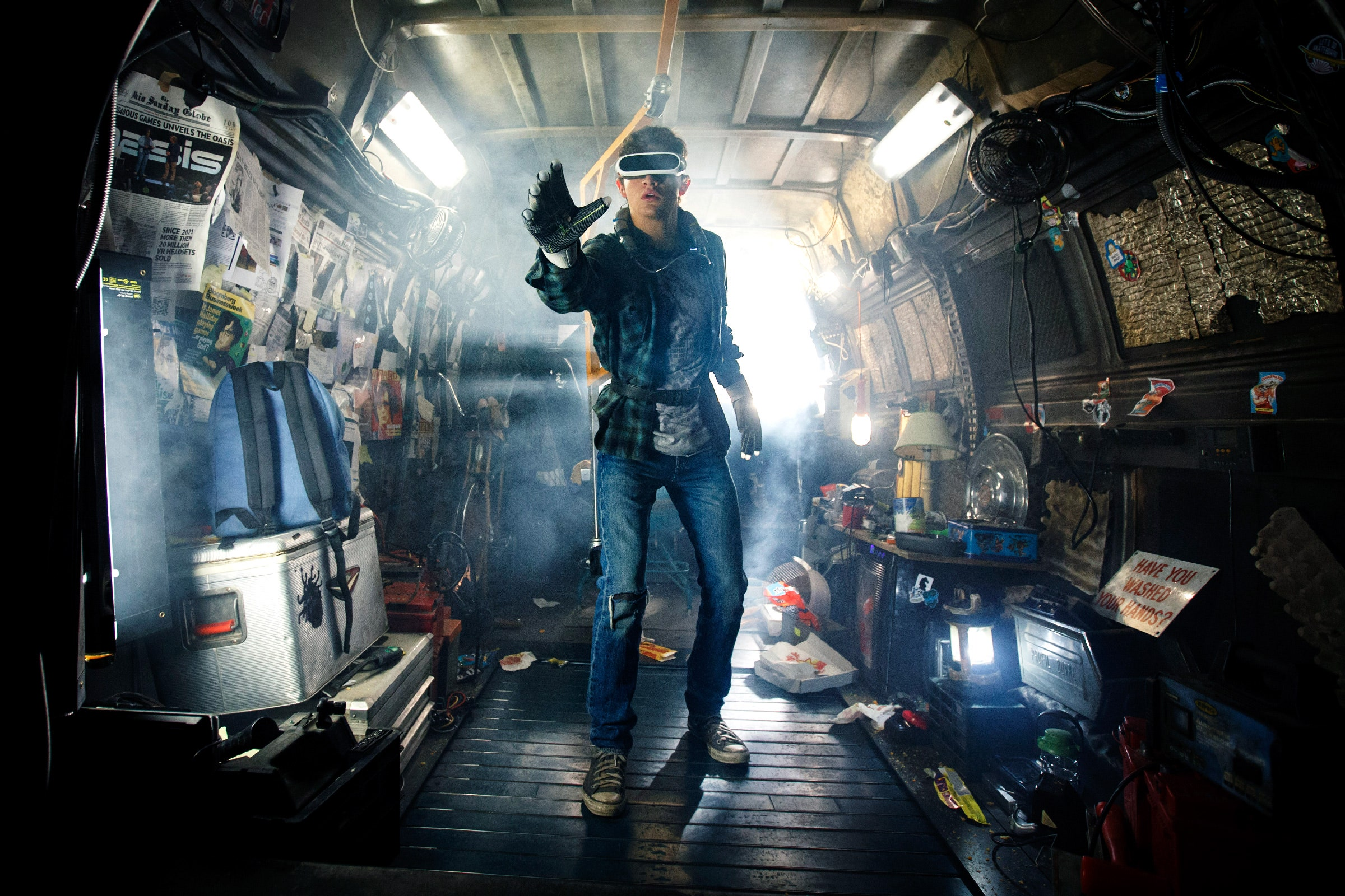 Kat Walk C simile a Ready Player One
